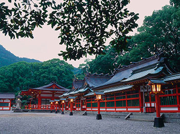 Kumano Hayatama Grand-Shrine