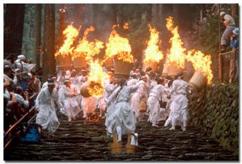 Nachi Fire Festival