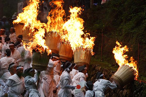 Nachi-no-Hi Matsuri Fire Festival