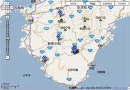 Ryujin & Hongu Onsen google map