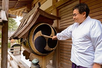 dual-pilgrim-taiko-ceremony