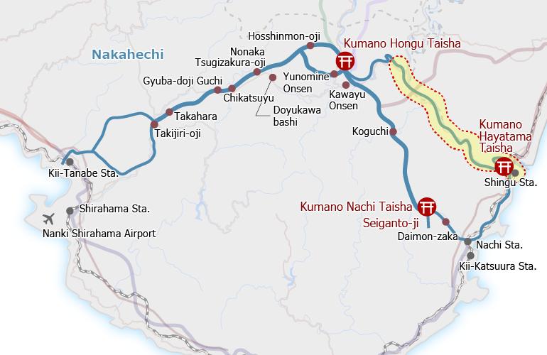 Kumano-gawa River
