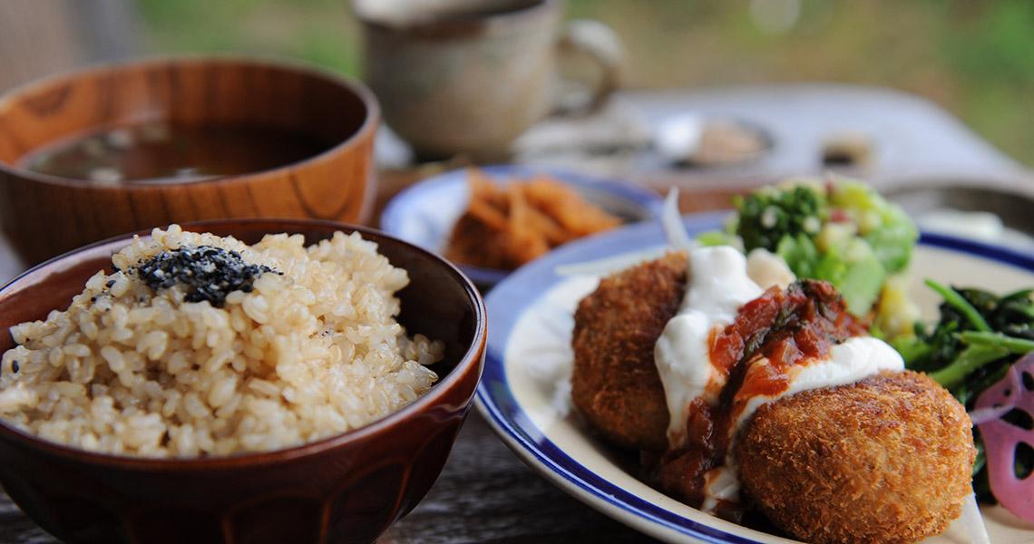 Kumano Kodo Traditional Cuisine