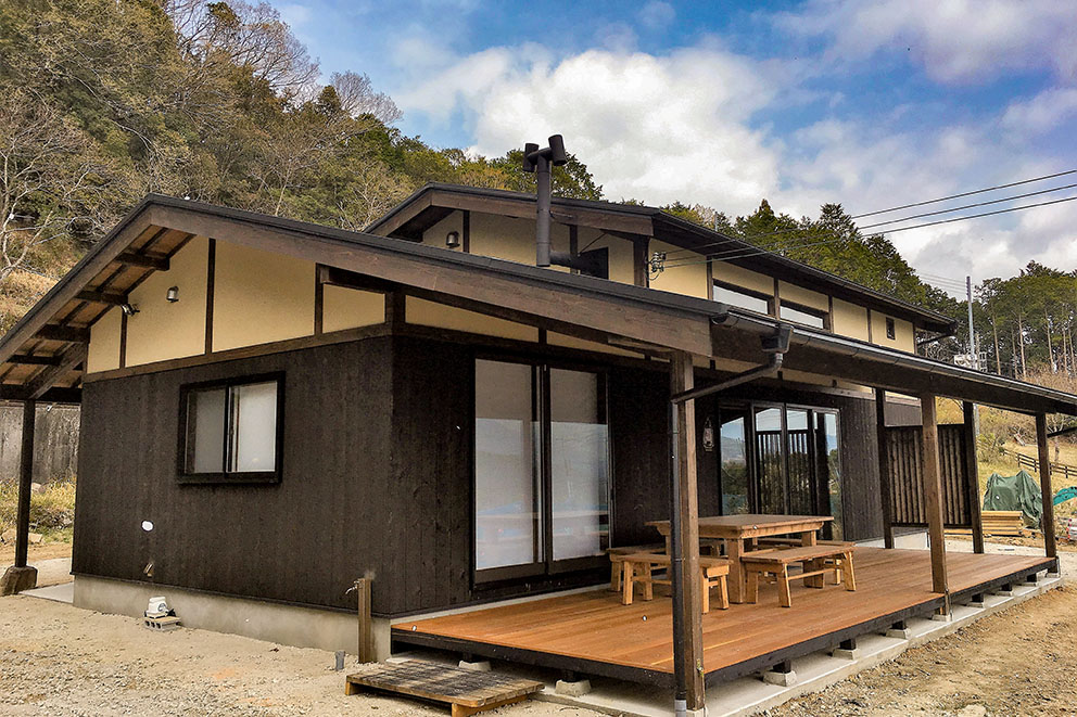 Kumano Nakahechi Mine-no-Yado (Mine Own House)