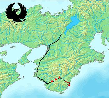Kumano Kodo Trek - 5 days | Nakahechi, Takijiri to Hongu, Shingu & Nachi