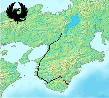 Kumano Kodo Trek - 4 days | Nakahechi, Takijiri to Nachi | Itinerary 1