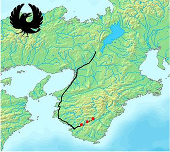 Kumano Kodo Trek - 4 days | Nakahechi, Takijiri to Hongu | Itinerary 1