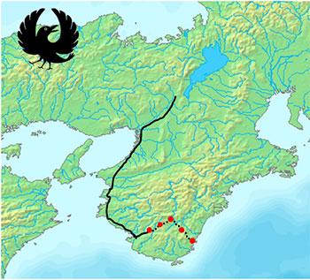 Kumano Kodo Trek - 6 days | Nakahechi, Takijiri to Nachi | Itinerary 1