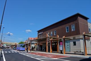 観光センター  JR紀伊田辺駅にオープン