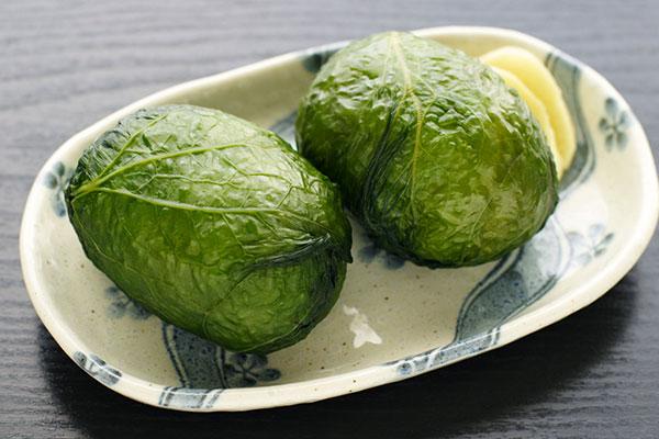 田辺の食・めはり寿司