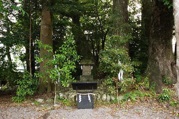 熊野古道中辺路 祓戸王子