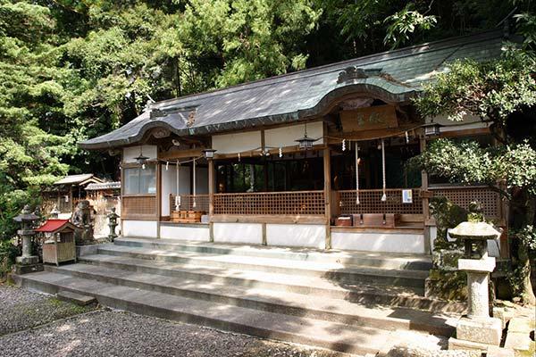 熊野古道中辺路 住吉神社