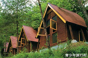 大塔青少年旅行村キャンプ場